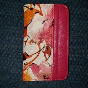 Buxton wallet floral